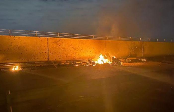 مصدر أمني لسبوتنيك: استهداف محيط مطار بغداد الدولي بعدد من الصواريخ