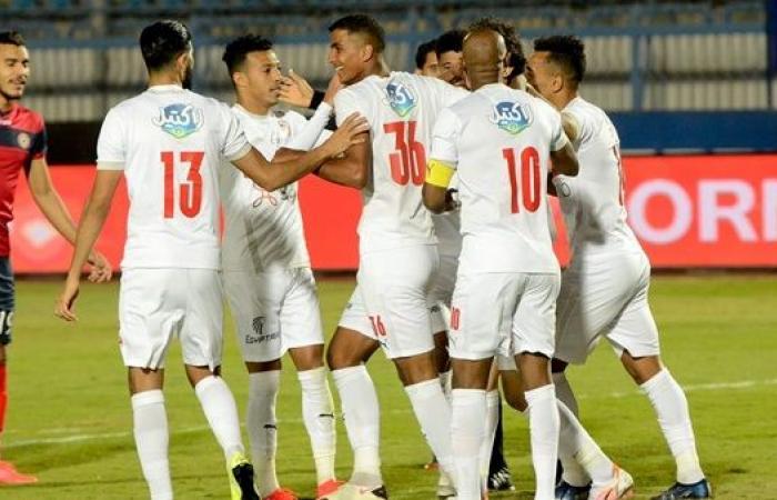 تعرف على ترتيب هدافي الدوري المصري قبل مباراة الزمالك وبيراميدز