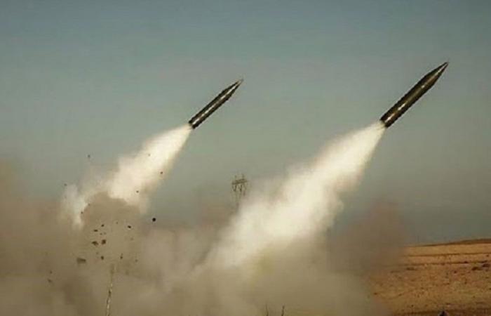 5 صواريخ كاتيوشا تستهدف قاعدة للتحالف الدولي في مطار بغداد