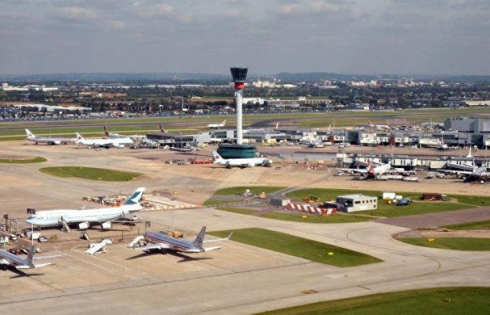 مطار لندن يحدث تغييرا قد يكون انطلاقة لثورة في عالم المطارات