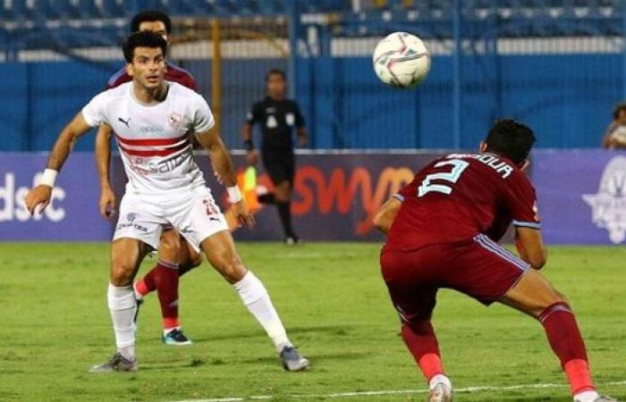موعد مباراة الزمالك ضد بيراميدز في الدوري المصري الممتاز