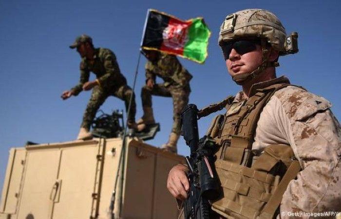 القوات الأمريكية تتعرض لهجمات أثناء انسحابها من أفغانستان