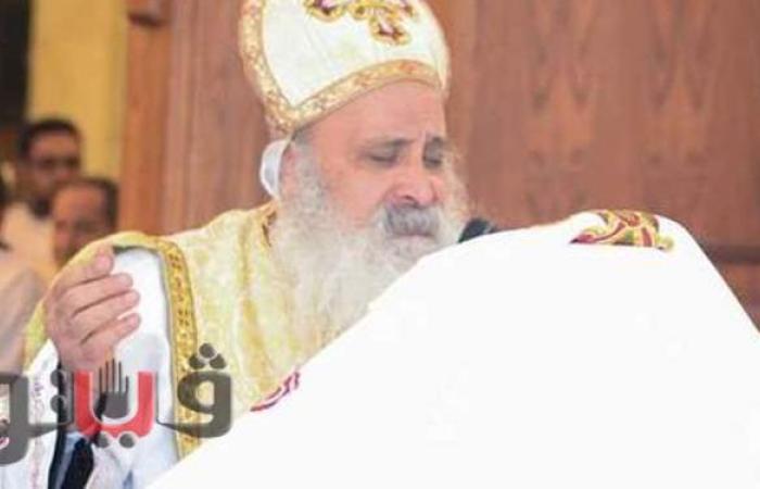 إيبارشية الأقصر تعلن نياحة كاهن كنيسة رئيس الملائكة ميخائيل بعد صراع مع المرض