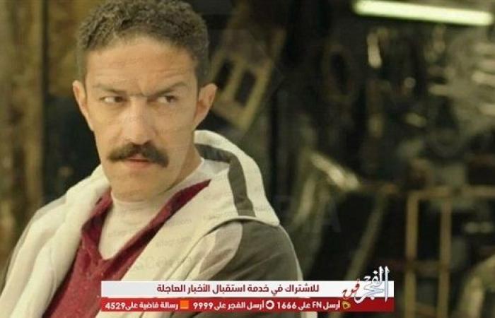 """القبض على خالد كمال في الحلقة الـ22 من """"لحم غزال"""""""