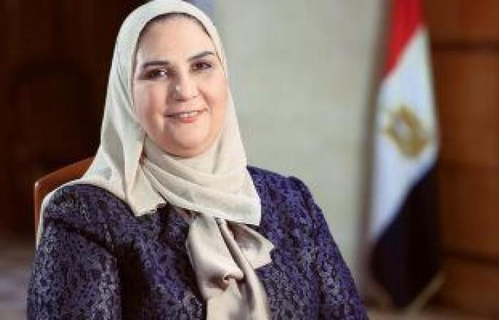 وزيرة التضامن توجه بصرف 1800 جنيه مكافأة استثنائية للرائدات المجتمعيات