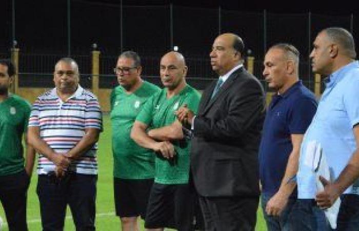 كرروا إنجاز السلة.. مصيلحي يحفز لاعبي الاتحاد للفوز على الأهلي