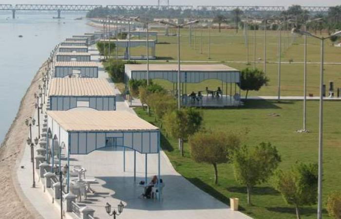 محافظ قنا: خلو الحدائق والمتنزهات في شم النسيم يعكس وعى المواطنين