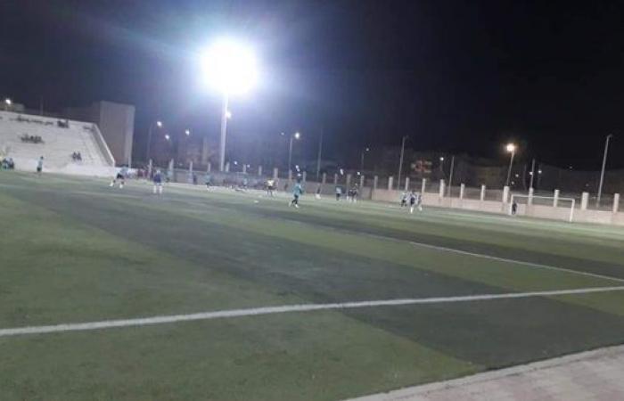 المنيا يفوز على مركز شباب سمالوط وديا