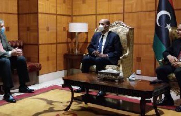 كوبيش يبحث مع رئيس برلمان ليبيا غدا إنجاز القاعدة الدستورية لإجراء الانتخابات