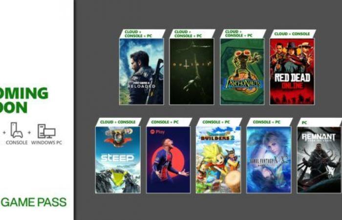 ألعاب FIFA 21و Red Dead Online و Outlast II في طريقهم إلى خدمة Xbox Game Pass هذا الشهر