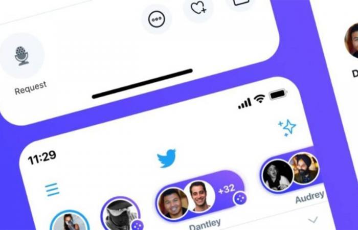 «تويتر» يوفر القدرة على استضافة «مساحة» لجميع الحسابات التي تضم 600 متابع أو أكثر