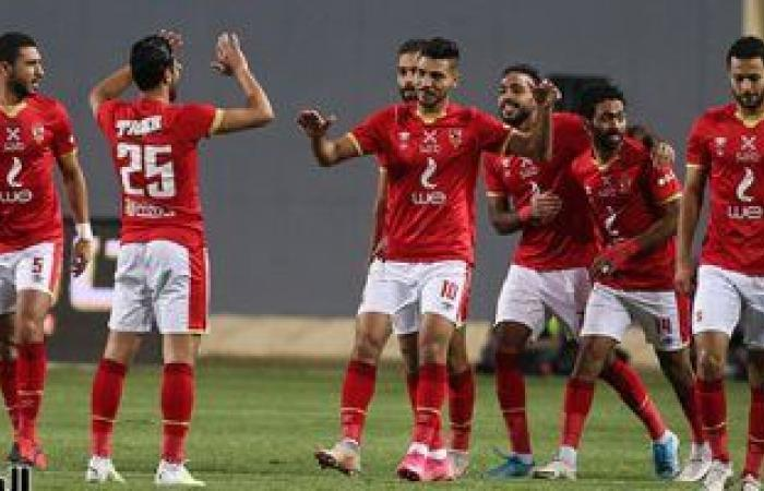 محمد شريف وطاهر يقودان هجوم الأهلي أمام المحلة.. وبيكهام ظهير أيسر
