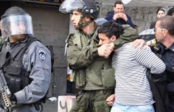 قوات الاحتلال الإسرائيلي تعتقل 11 فلسطينيًا من نابلس