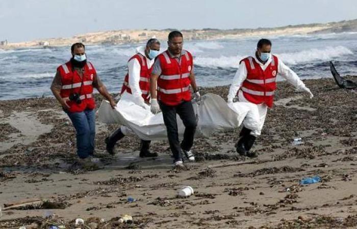 بينهم مصريون.. مصرع 50 شخصا في غرق مركب هجرة غير شرعية قبالة سواحل ليبيا