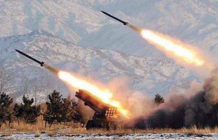 3 صواريخ كاتيوشا تسقط على قاعدة بلد الجوية شمال العراق