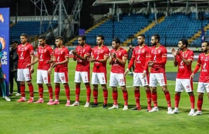 بالأسماء.. استبعاد ١٠ لاعبين من قائمة الأهلي لمواجهة غزل المحلة