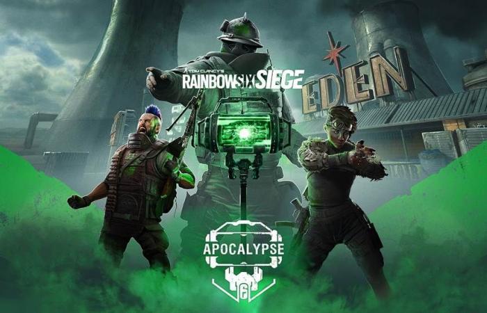 الإعلان عن فعالية 'APOCALYPSE' لفترة محدودة للعبة Rainbow Six Siege