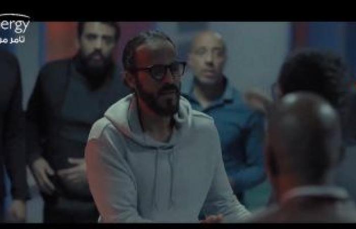 مسلسل كوفيد 25 الحلقة 6.. يوسف الشريف يخاطر بحياته لإنقاذ حياة ابنته