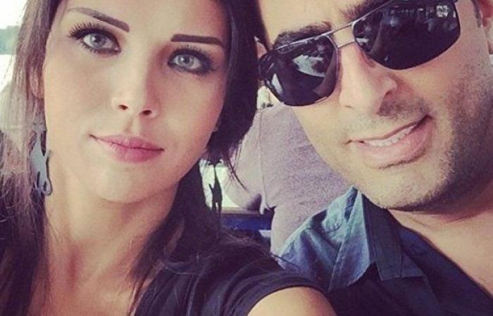 زوجة باسم ياخور تبكي بحرقة... والأخير يتدخل... صور وفيديو