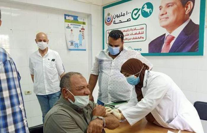 تطعيم مرضى الكلى في مستشفيات الشرقية بلقاح كورونا