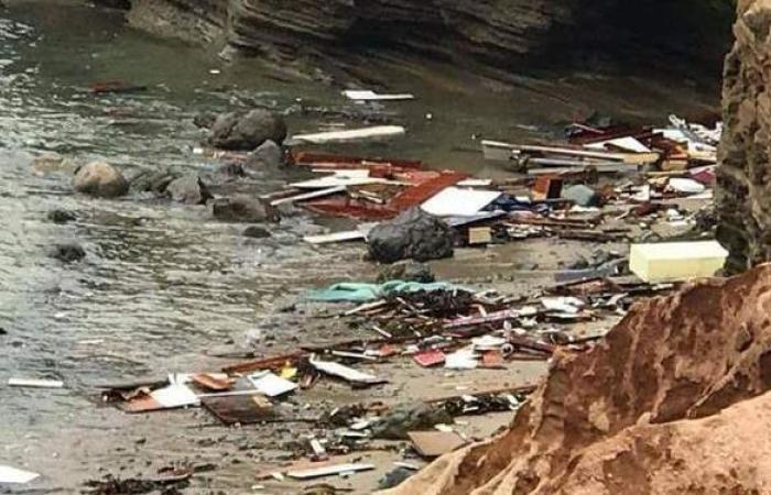 القصة الكاملة لتحطم قارب مهاجرين غير شرعيين على الشواطئ الأمريكية