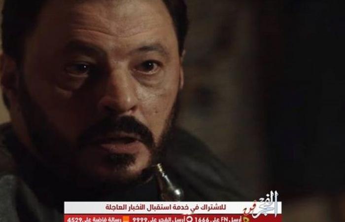 """عمرو عبد الجليل يعترف على مخبأ خالد كمال في الحلقة الـ22 من """"لحم غزال"""""""