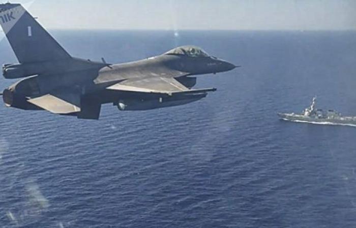 """مقاتلات اعتراضية من 4 دول ترافق طائرة """"بوينغ"""" من نيويورك إلى الشرق الأوسط... صور"""