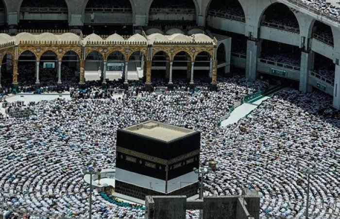 """كما لم تشاهده من قبل... السعودية توثق الحجر الأسود بوضوح """"غير مسبوق""""... صور"""