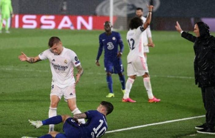 ضربة قاضية.. ريال مدريد يفقد «المُنقذ» أمام تشيلسي