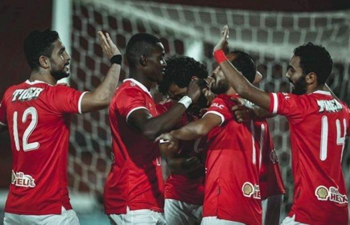 موعد مباراة الأهلي ضد غزل المحلة في الدوري المصري