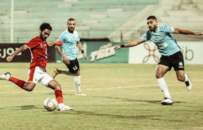 عاجل- أول قرار من الأهلي ضد لاعبيه بعد الخسارة من غزل المحلة