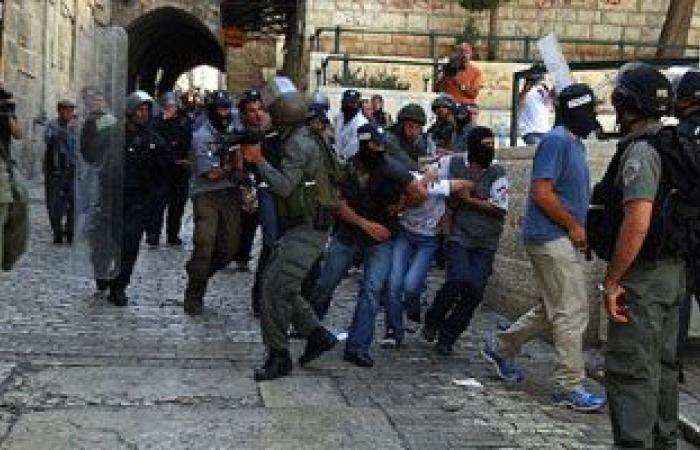 مستوطنون يقتحمون المسجد الأقصى وسط حماية شرطة الاحتلال الإسرائيلى