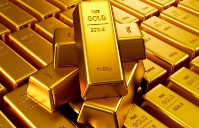 هبوط أسعار الذهب بالسوق السعودية خلال تعاملات الإثنين