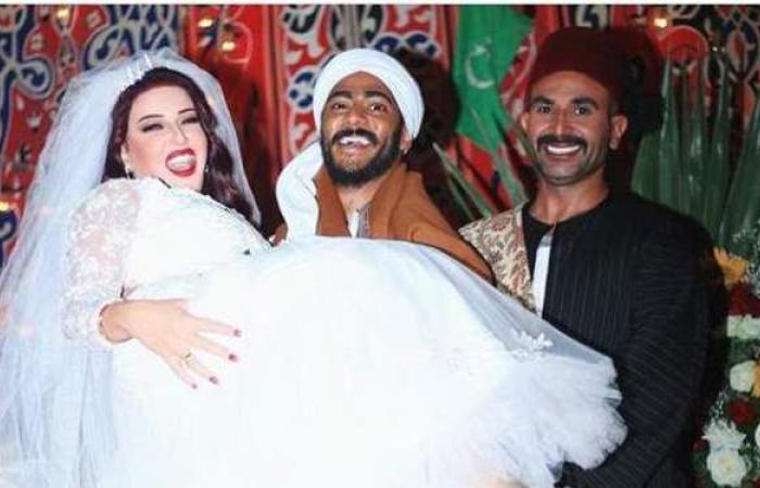 """تعليق مفاجئ من أحمد سعد على إحيائه فرح محمد رمضان وسمية الخشاب في """"موسى"""""""