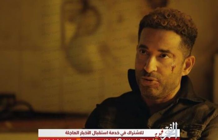 """عمرو سعد يسلم المخدرات لـ """"سليم"""""""