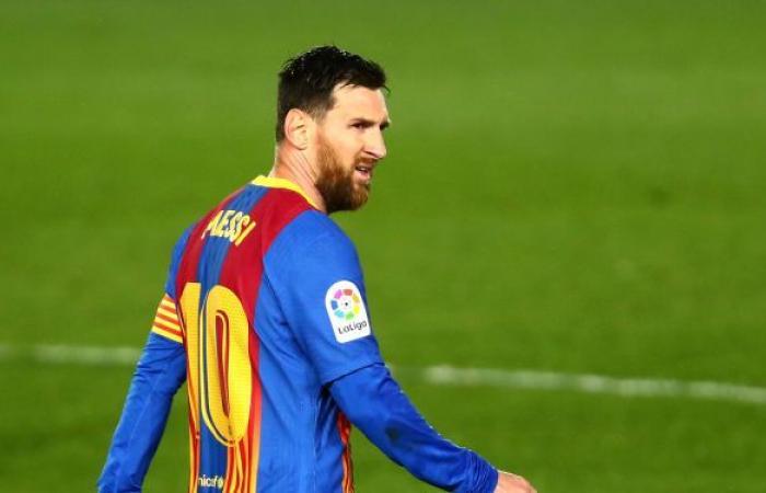 ميسي يسجل رقما سلبيا جديدا في مباراة فالنسيا ضد برشلونة