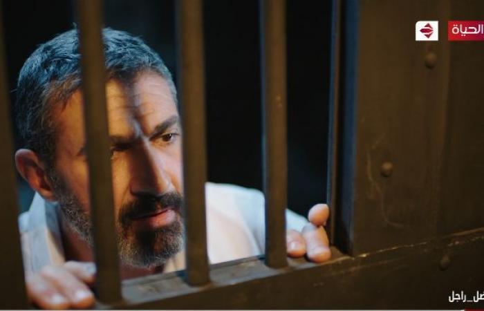"""""""ضل راجل"""" الحلقة 21.. مجدى فكرى يحصل على حكم بإخلاء منزل ياسر جلال"""