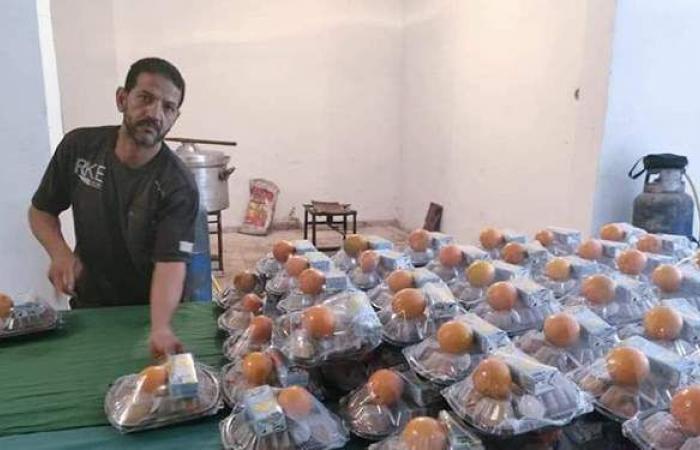 تضامن شمال سيناء: توزيع 1500 وجبة غذائية على المستحقين يوميا