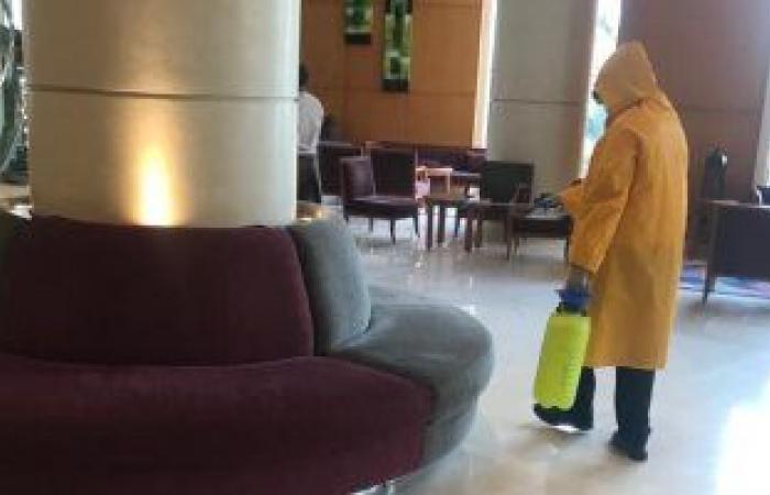 لجان سرية للرقابة على تطبيق الفنادق والمطاعم السياحية إجراءات الوقاية.. صور