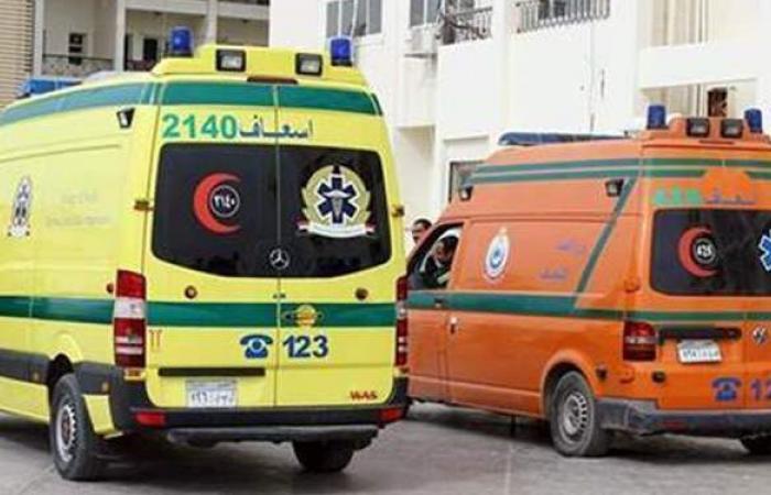 إصابة عامل تناول قرص كيماوي ساما بالخطأ في الدقهلية