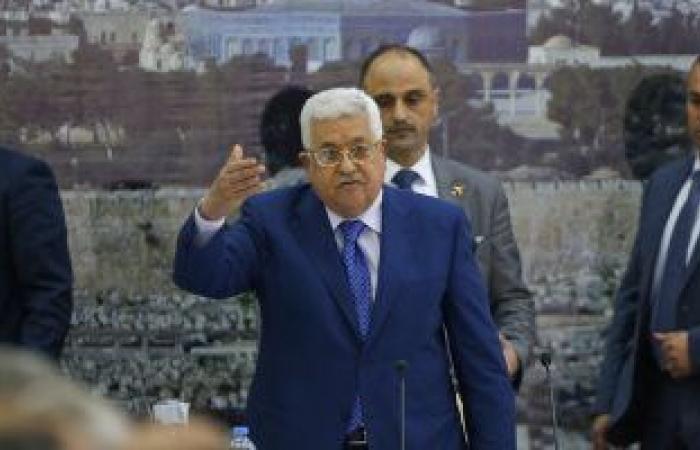 الرئيس الفلسطينى يصدر مرسوما بإعلان حالة الطوارئ لثلاثين يوما اعتبارا من اليوم