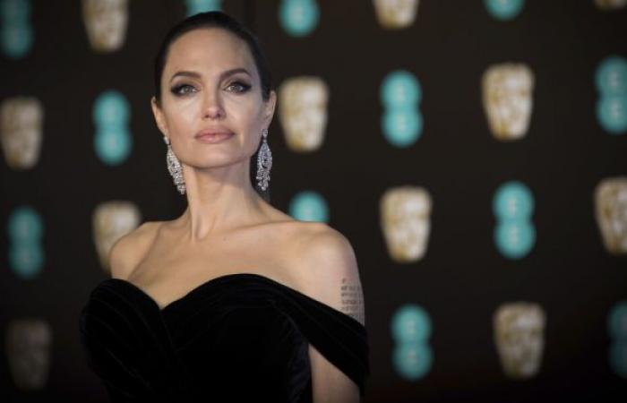"""أول ظهور لأنجلينا جولي في أفلام """"مارفل""""... فيديو"""