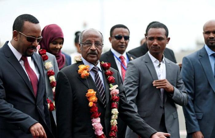 سر زيارة الرئيس الإريتري للسودان في هذا التوقيت