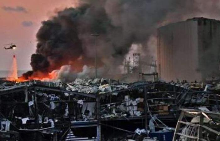 لبنان يطالب 13 دولة بتزويده بصور الأقمار الصناعية لموقع انفجار ميناء بيروت