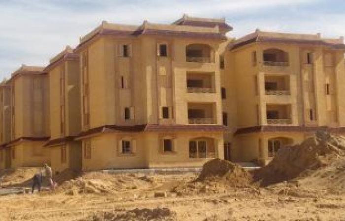تنفيذ 1008 وحدات سكنية لسكان منطقة زرايب مايو بالقاهرة بنسبة 80%