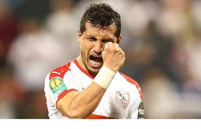 طارق حامد يتصدر إحصائيات لاعبي الزمالك في لقاء بيراميدز