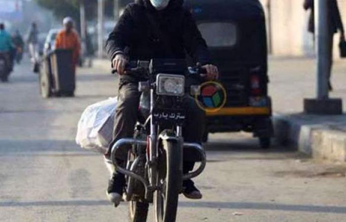 تغريم 45 مواطنا لعدم ارتداء الكمامة في الشرقية
