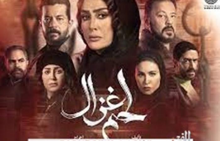 """وفاء عامر تصاب بحالة من الجنون و كشف سر زوج مي سليم في الحلقة الـ23 من """"لحم غزال"""""""