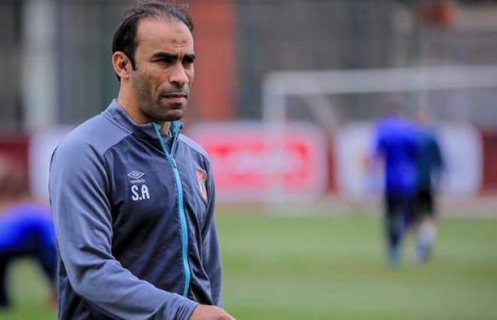 سر التحقيق مع سيد عبد الحفيظ أمام المستشار القانوني لاتحاد الكرة