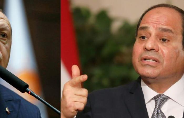 محادثات مصرية تركية في القاهرة لإعادة تطبيع العلاقات